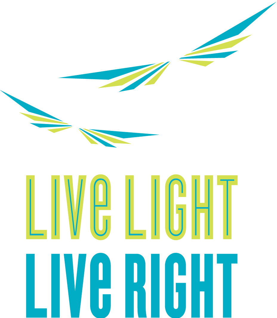 Live Light Live Right