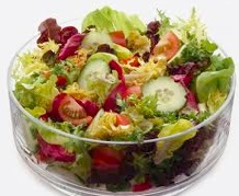 healthier salad photo