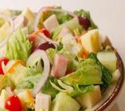 healthy chef salad photo