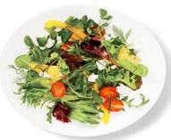 herb mixed salad photo 2