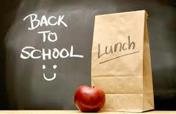 Back to school lunch bag photo